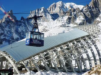 Funivie Monte Bianco