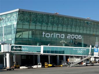 Sandro Pertini Turin Airport